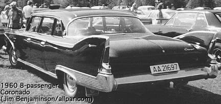 coronado 1960 allpar