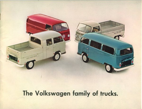 cover 1969 VW bus