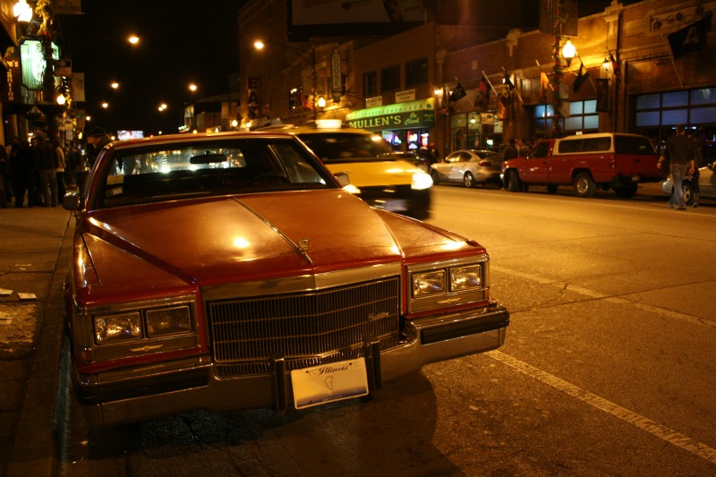 Curbside Classic 1984 Cadillac Coupe Deville Santa S Brougham