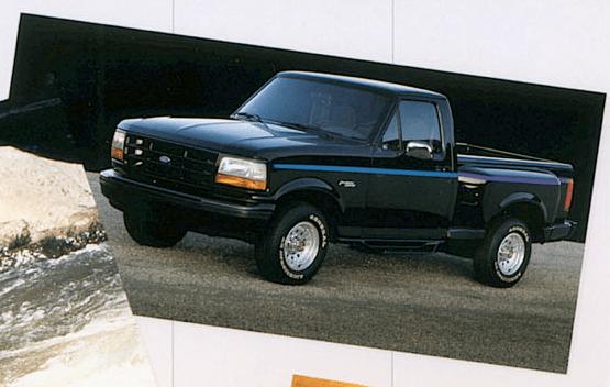 1992 ford f150 nite