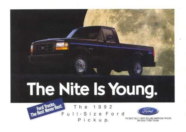 1992FordF-150Nite