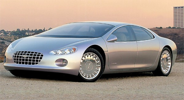 1996 Chrysler LHX concept