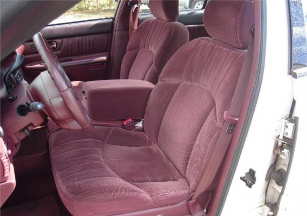 1998 century interior bordeaux