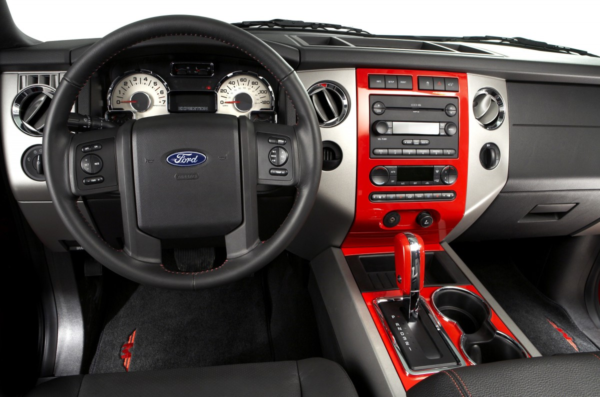 Ford Expedition Fmf Interior