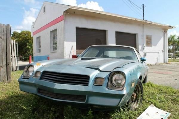 435 - 1980 Chevrolet Camaro Z28 CC