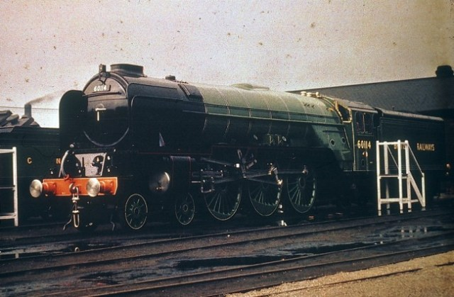 COLLECT 60114 WP Allen. The first A1 built in 1948 © Simon Ryder UNP 01274 412222 28 July 2008. Members of the A1 Steam Locomotive Trust working on 60163 Tornado at Darlington Locomotive Works. The A1 Steam Locomotive Trust, the registered charity that is building the first new main line steam locomotive in Britain for almost 50 years has announced that 60163 Tornado will make its first public move in Darlington on Friday 1st August 2008. The project to build the new Peppercorn class A1 was launched in 1990 and after 18 years of planning, construction and fundraising 60163 Tornado is ready to take to the rails for the first time. © Simon Ryder UNP 01274 412222 28 July 2008. COLLECT 60114 WP Allen. The first A1 built in 1948 Members of the A1 Steam Locomotive Trust working on 60163 Tornado at Darlington Locomotive Works. The A1 Steam Locomotive Trust, the registered charity that is building the first new main line steam locomotive in Britain for almost 50 years has announced that 60163 Tornado will make its first public move in Darlington on Friday 1st August 2008. The project to build the new Peppercorn class A1 was launched in 1990 and after 18 years of planning, construction and fundraising 60163 Tornado is ready to take to the rails for the first time.