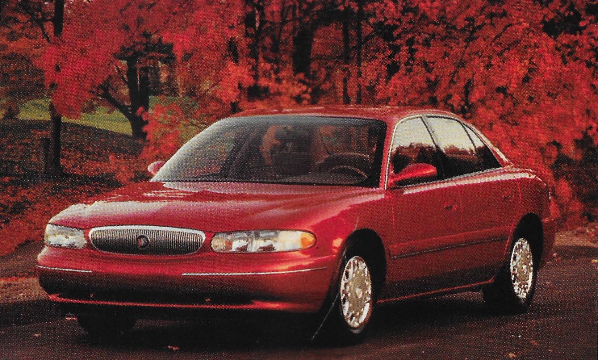 vintage review 1997 buick century consumer guide auto series rh curbsideclassic com Auto Insurance Consumer Reports Cars
