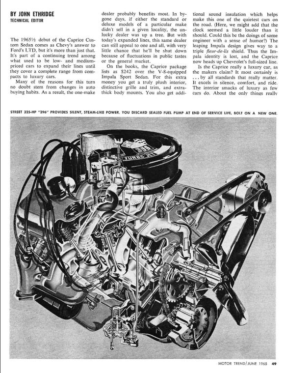Chevrolet 1965 Caprice MT 2