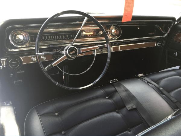 Chevrolet 1965 caprice int