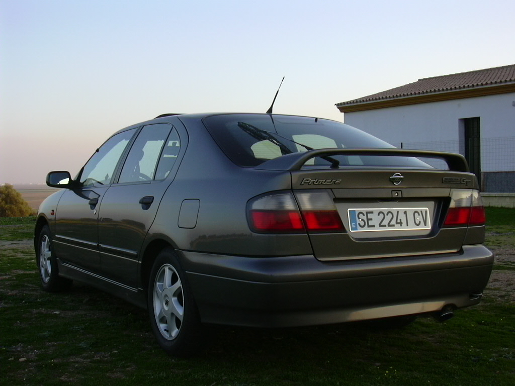 COAL: 1997 Nissan Primera GT /Infiniti G20 – A Dark Horse Family Car