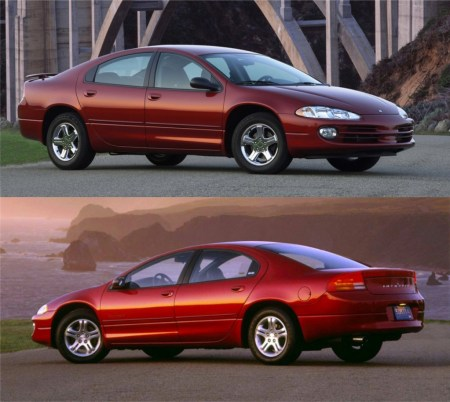 Dodge Intrepid... We're Changing Everything