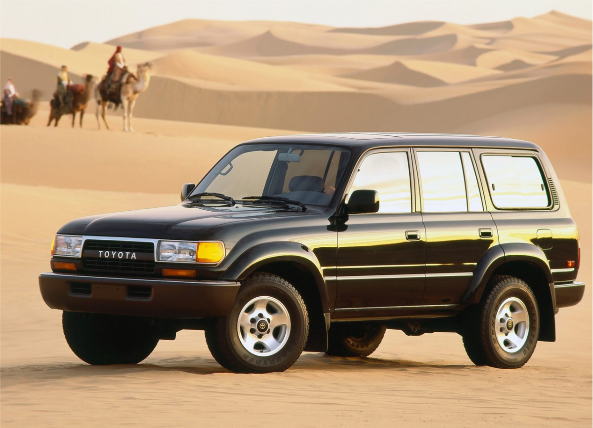 Land cruisers of past while never setting any sales records were considerably more successful particularly the j80 and j100 series the former of which