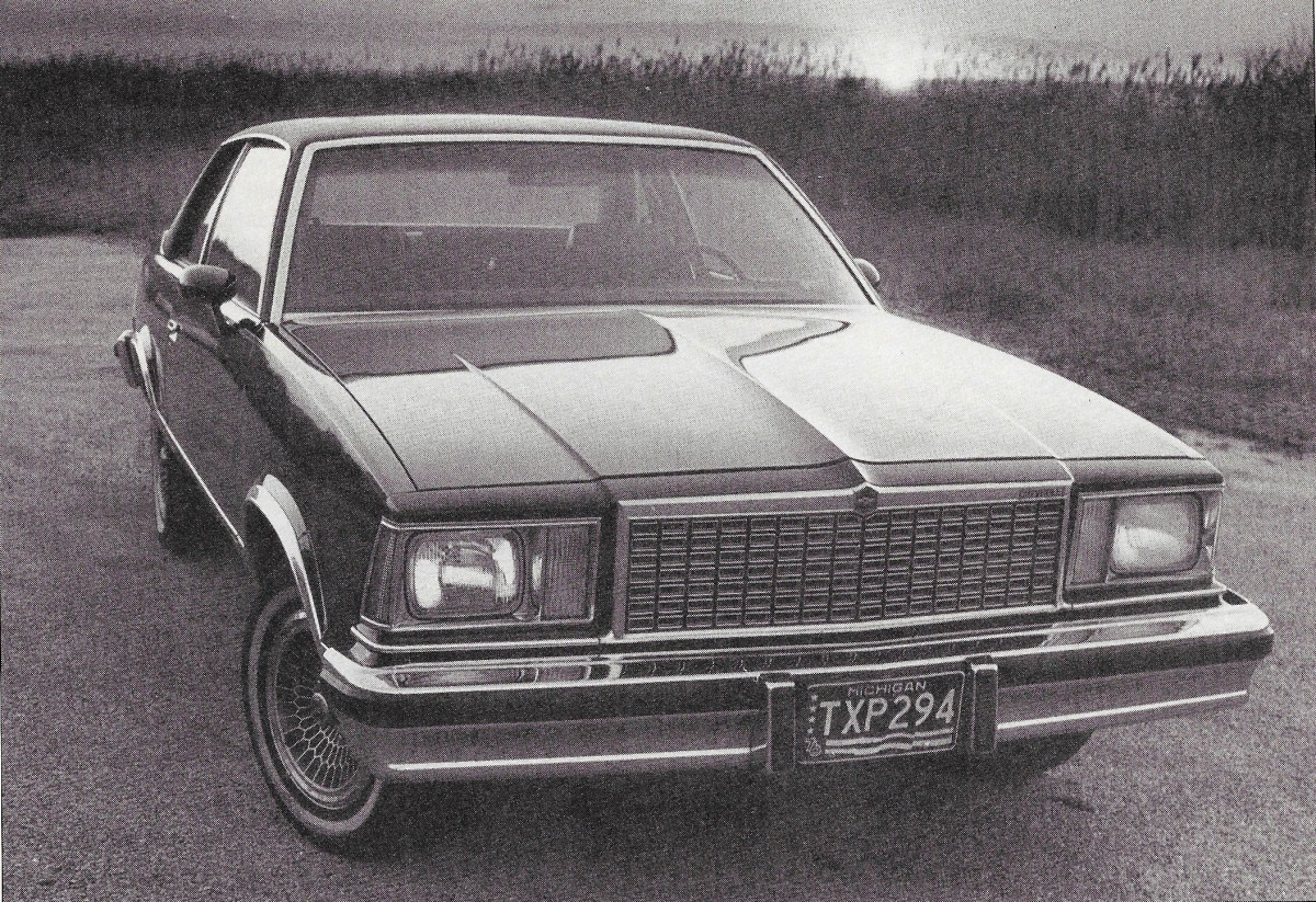 Vintage Review: 1978 Chevrolet Malibu Classic – Car And Driver Goes ...
