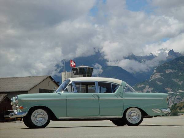 Opel kapitan P1 1959