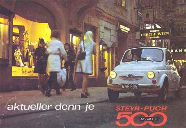 Steyr puch 500S _werbung_x