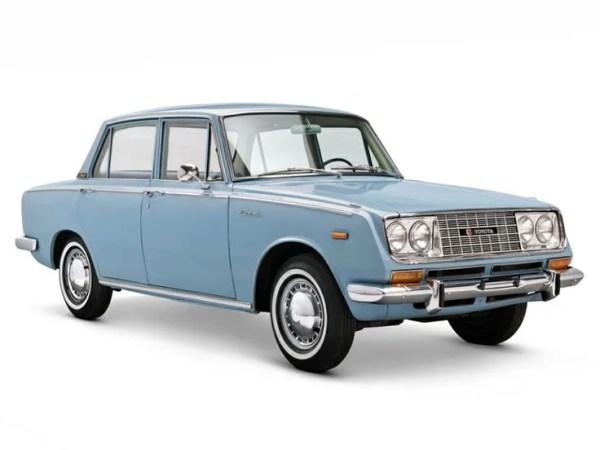 Toyota 1965 corona