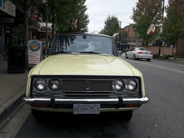 Toyota 1969 corona ff