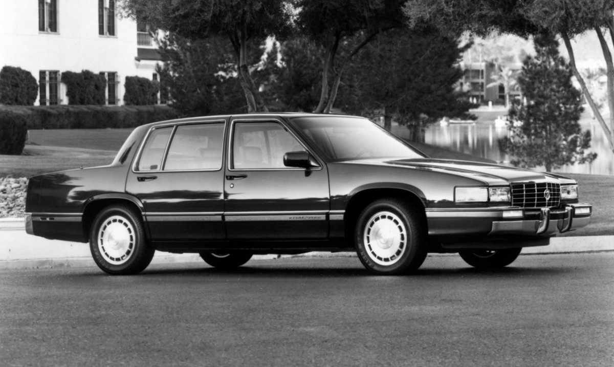 Curbside Classics Cadillac Coupe De Ville Sedan De