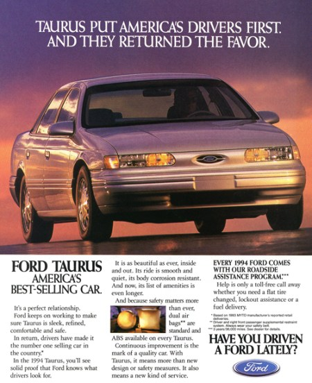 magazine_ad_ford_taurus_1994