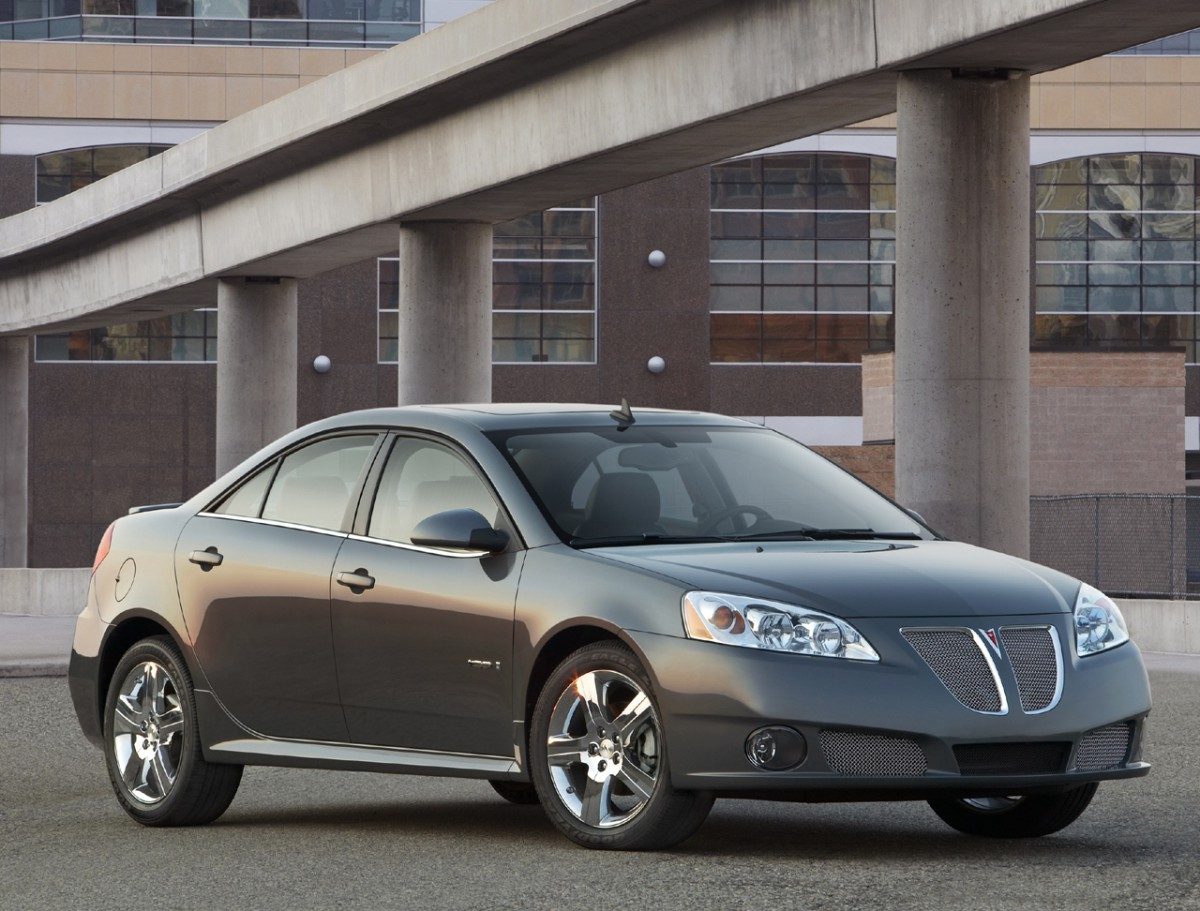hight resolution of pontiac g6 gxp top 10 obscure special editions and forgotten limited run models pontiac edition part i
