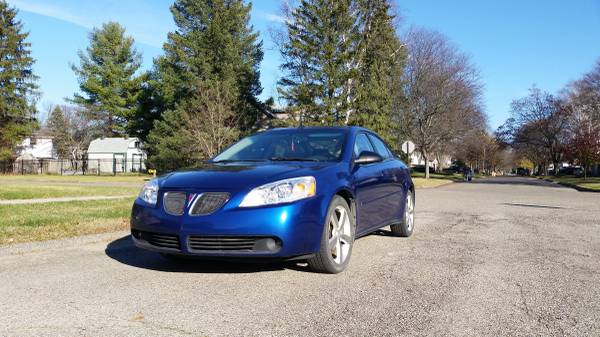 pontiac g6 manual 1
