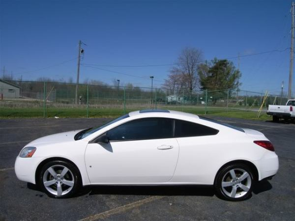 pontiac g6 manual coupe