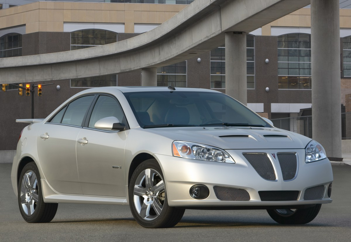 Pontiac 2005 pontiac grand prix gxp : Top 10 Obscure Special Editions and Forgotten Limited-Run Models ...