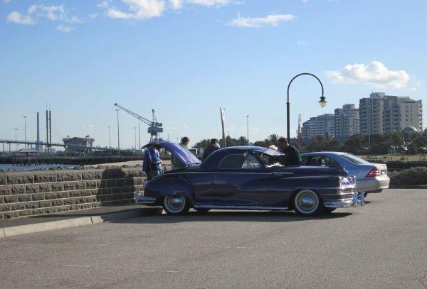 1947 Chrysler side
