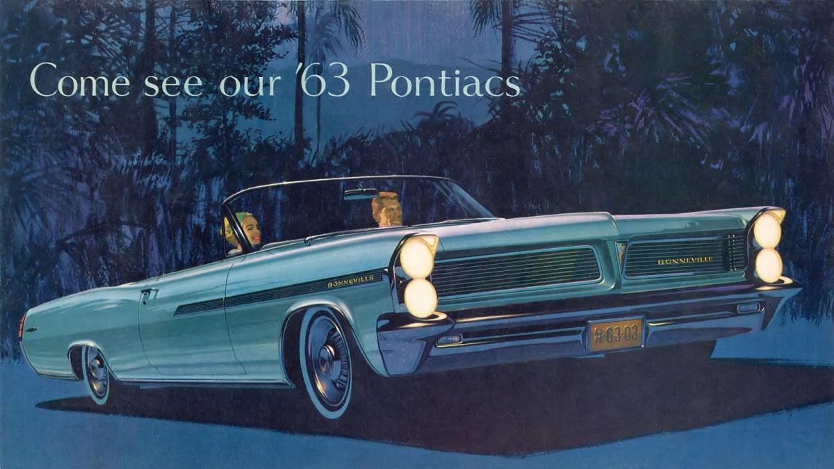 "Curbside Classic: 1983 Pontiac Bonneville ""Model G"" Wagon – Don\'t ..."