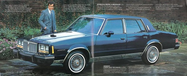 1982 Pontiac Bonneville Model G a