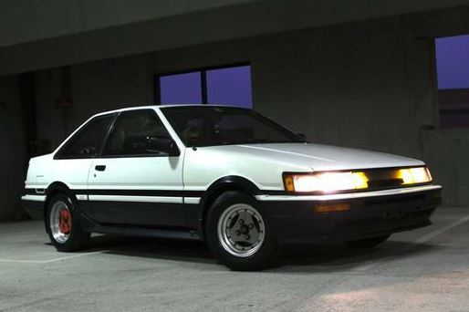 1986-Toyota-Corolla-Levin-Front