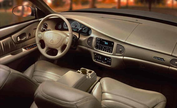 2005 buick century 3