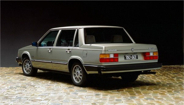 760 GLE sedan