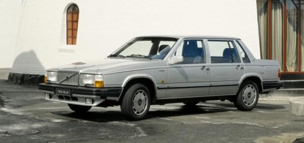 760 sedan