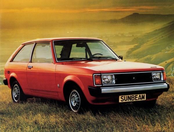 Chrysler Sunbeam 1978