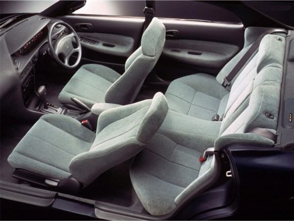 Corolla Ceres interior