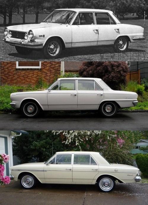 IKA torino 1967 sedan-vert