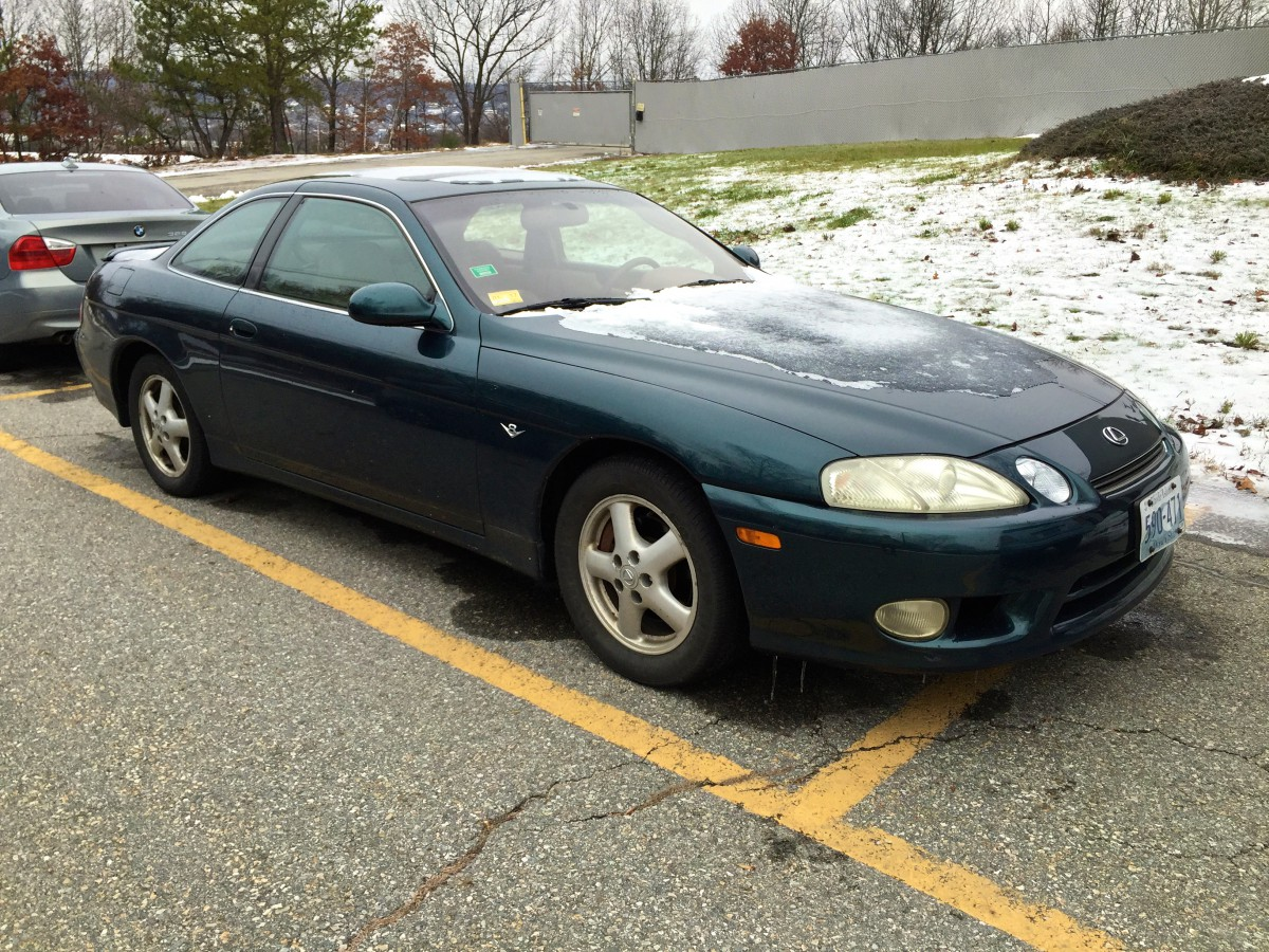 Curbside Classic: 1997 Lexus SC 400 – V8-Powered Coupes From Japan Are  Indeed A Rare Breed