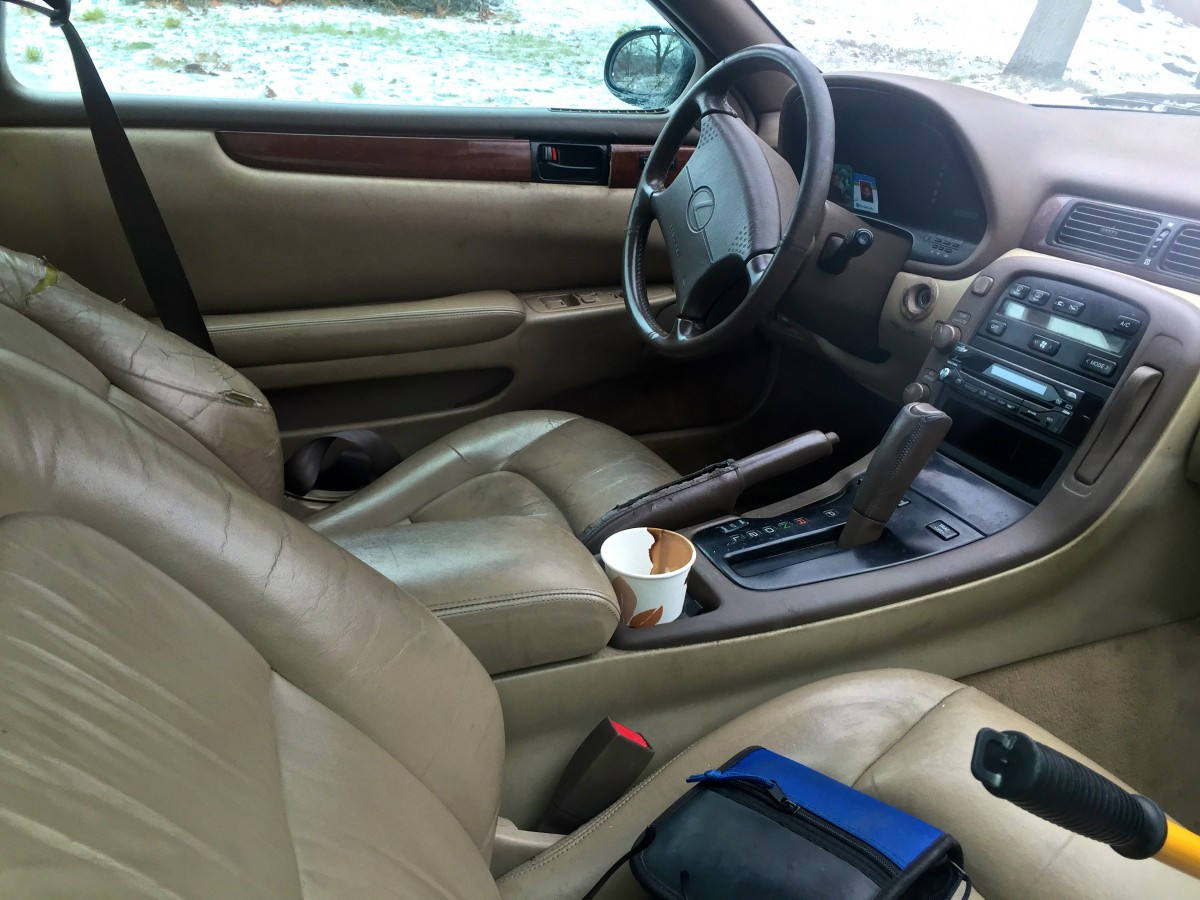 Curbside Classic 1997 Lexus Sc 400 V8 Powered Coupes