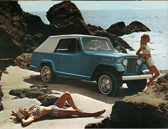 Jeepster 1966 std conv