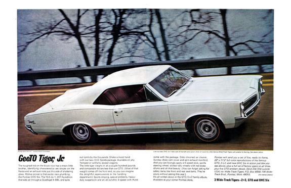 Pontiac Sprint 67