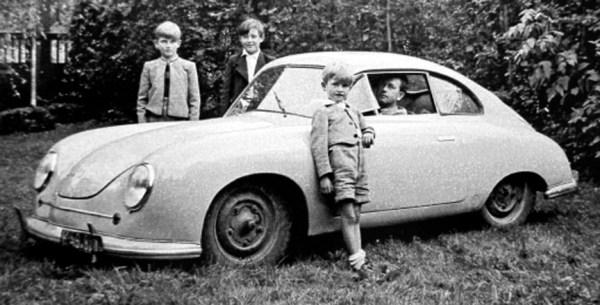Porsche 1948 356-2 burli-copyright-porsche