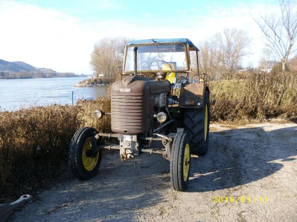 Steyr tractor ff