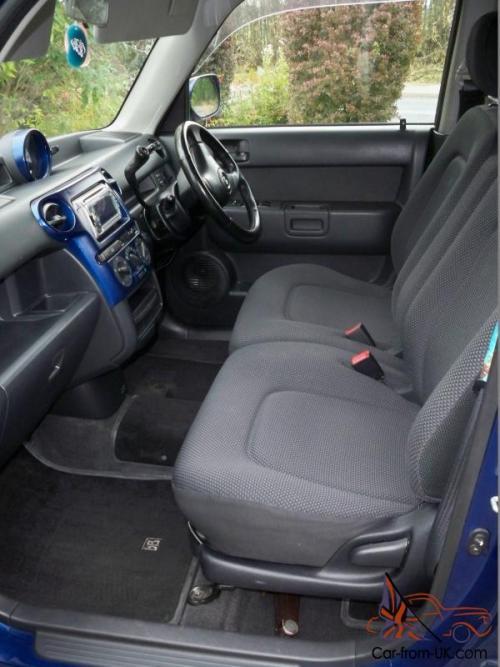 Toyota bB int fr
