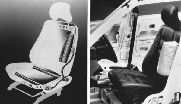Volvo Side Impact Airbags 900 Series