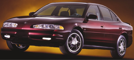 final 500 oldsmobile intrigue