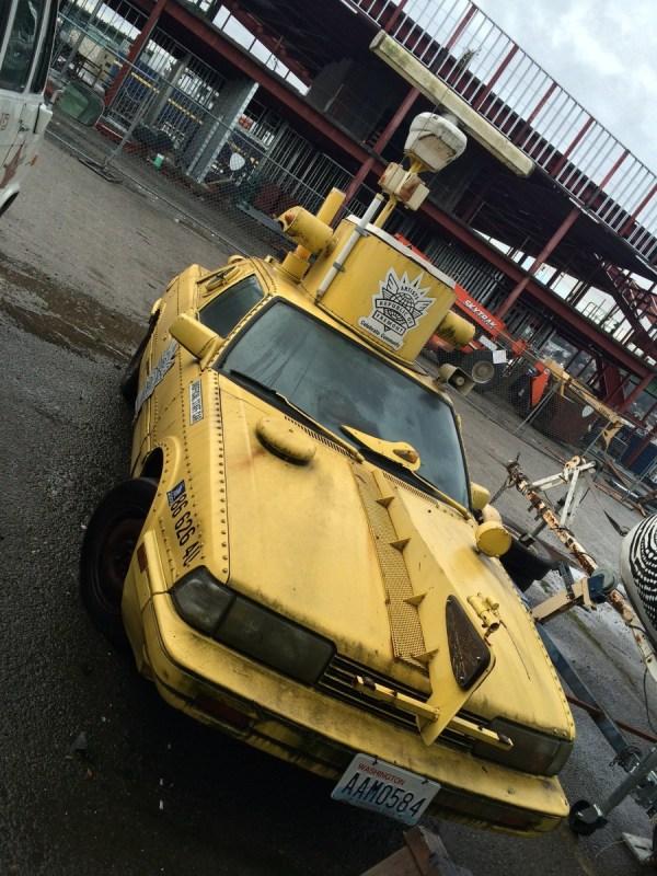 mazda 626 yellow submarine 5