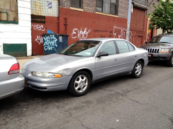 oldsmobile intrigue 5