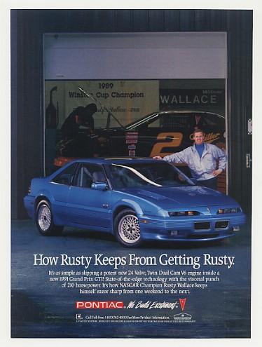 pontiac grand prix gtp 1991