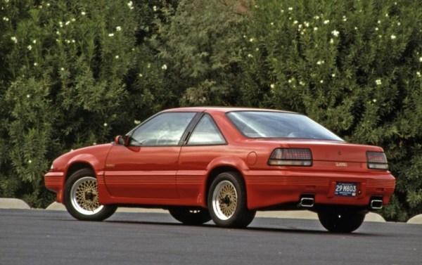 pontiac grand prix mclaren turbo